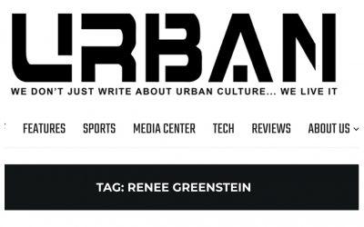 Urban Mag Interview: Renown Fashion Designer Renee Greenstein