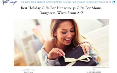 Your Tango: 52 Gifts For Moms, Daughters, Wives From A-Z